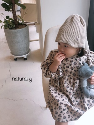 NATURAL G - BRAND - Korean Children Fashion - #Kfashion4kids - Tarte One-piece