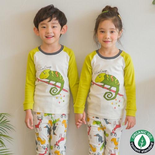 PUCO - BRAND - Korean Children Fashion - #Kfashion4kids - Animals Easywear