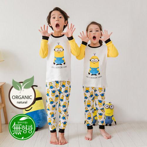 TTASOM - BRAND - Korean Children Fashion - #Kfashion4kids - Yellow Mini Easywear