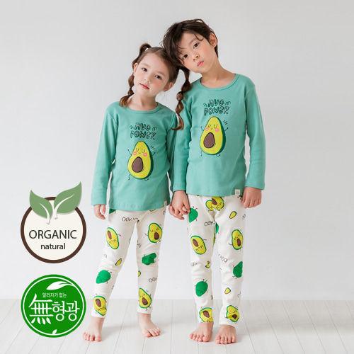 TTASOM - BRAND - Korean Children Fashion - #Kfashion4kids - Avocado Easywear