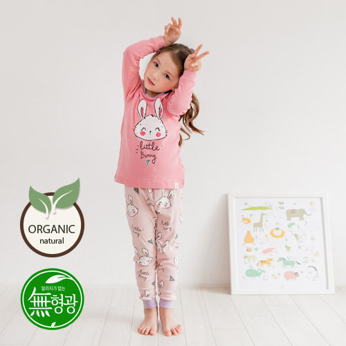TTASOM - BRAND - Korean Children Fashion - #Kfashion4kids - Little Bunny Easywear