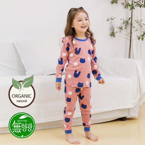 TTASOM - BRAND - Korean Children Fashion - #Kfashion4kids - Dot Face Easywear