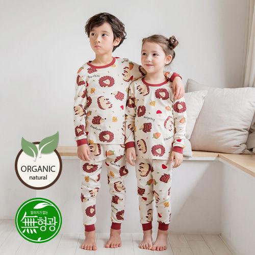 TTASOM - BRAND - Korean Children Fashion - #Kfashion4kids - Hedgehog Friends Easywear