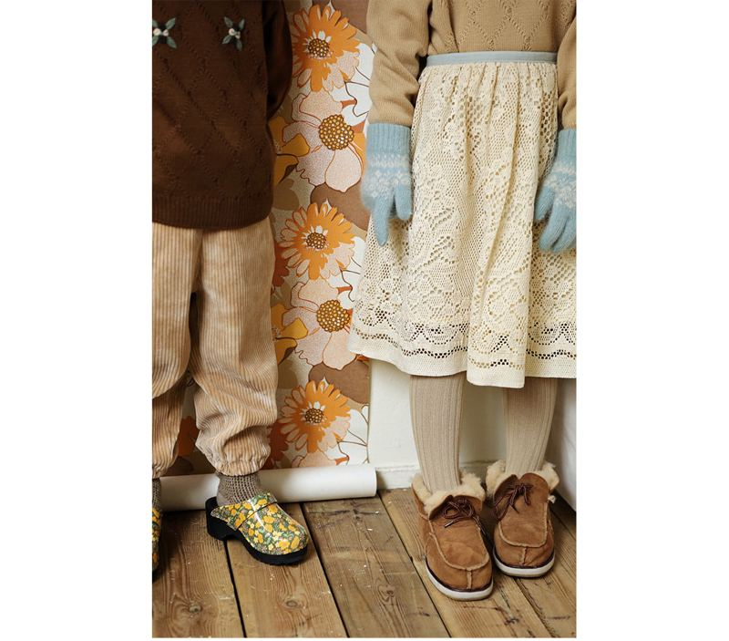 AMBER - Korean Children Fashion - #Kfashion4kids - Peony Skirt