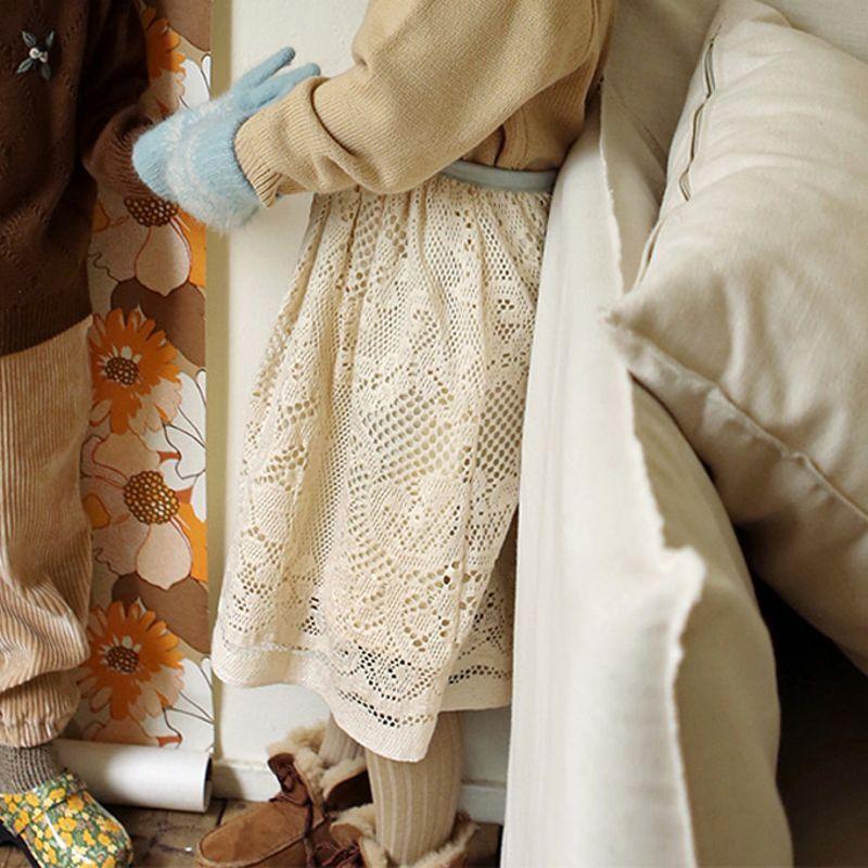 AMBER - BRAND - Korean Children Fashion - #Kfashion4kids - Peony Skirt