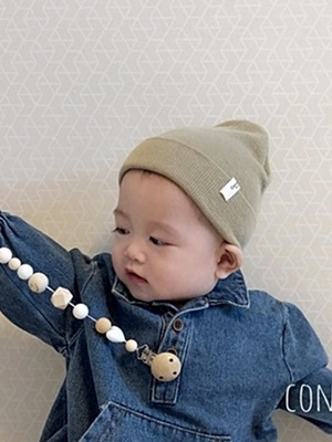 CONCOCTER - BRAND - Korean Children Fashion - #Kfashion4kids - Bebe Knit Beanie