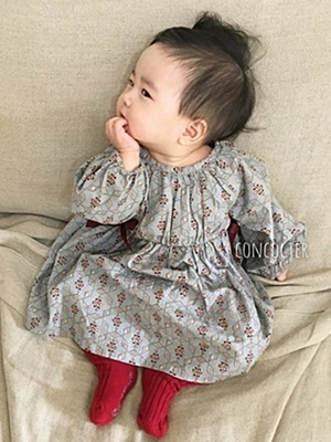 CONCOCTER - BRAND - Korean Children Fashion - #Kfashion4kids - Bebe Merci One-piece