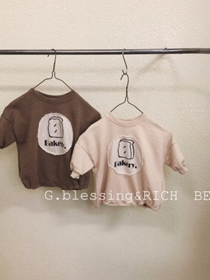 G BLESSING - BRAND - Korean Children Fashion - #Kfashion4kids - Bakery Bodysuit