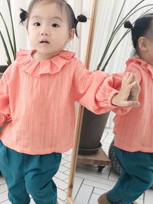 MURMURE - BRAND - Korean Children Fashion - #Kfashion4kids - Misha Blouse
