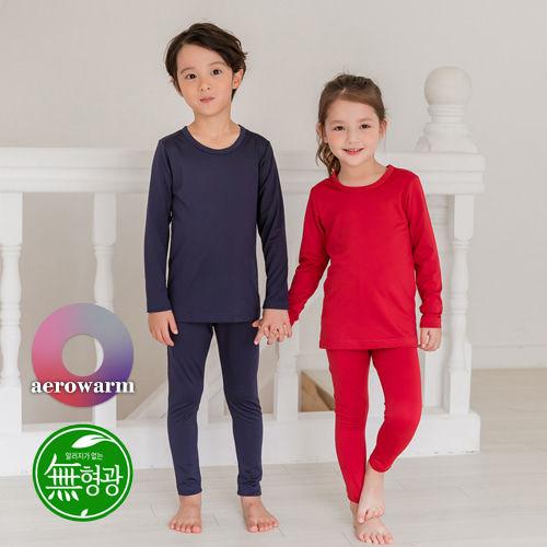 TTASOM - BRAND - Korean Children Fashion - #Kfashion4kids - Basic Heat Inner Wear