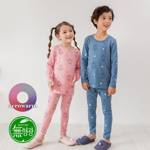 TTASOM - BRAND - Korean Children Fashion - #Kfashion4kids - Star Bear Heat Inner Wear