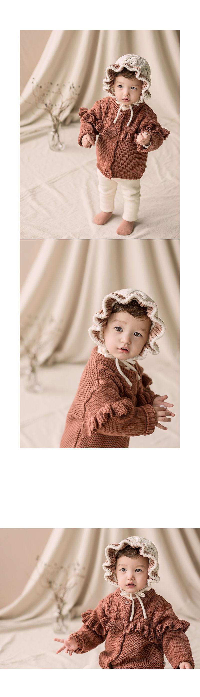 HAPPY PRINCE - Korean Children Fashion - #Kfashion4kids - Lyon Knit Cardigan - 4