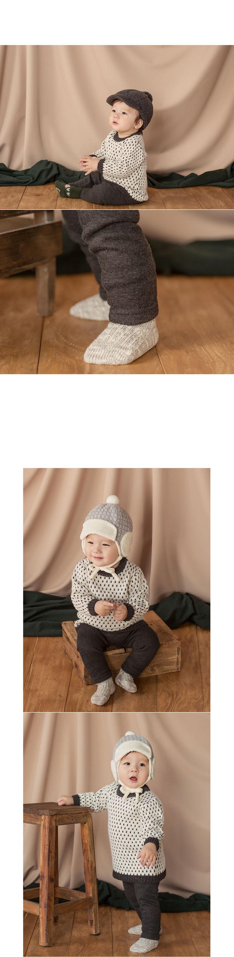 HAPPY PRINCE - Korean Children Fashion - #Kfashion4kids - New Hafo Fleece Lined Leggings - 6