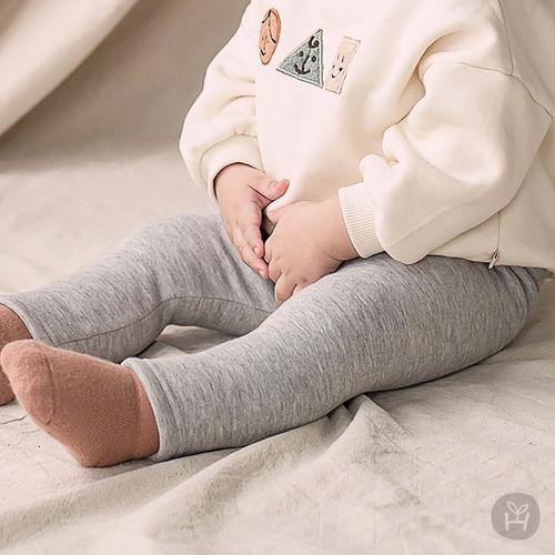 HAPPY PRINCE - BRAND - Korean Children Fashion - #Kfashion4kids - New Hafo Fleece Lined Leggings