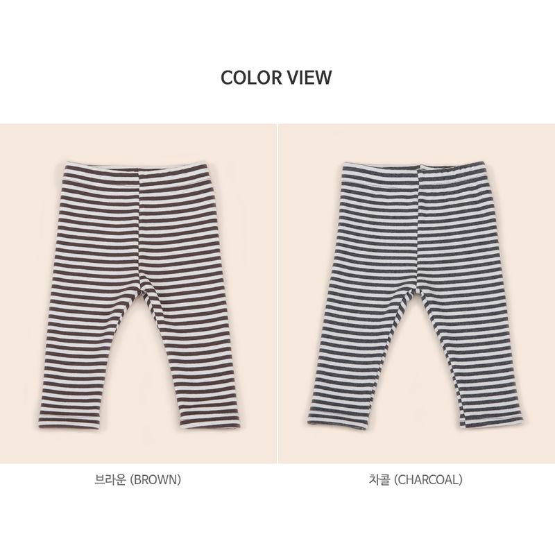 HAPPY PRINCE - Korean Children Fashion - #Kfashion4kids - Bay Fleece Lined Leggings - 6