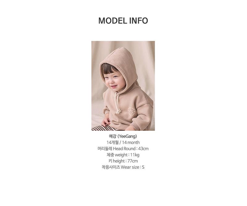 HAPPY PRINCE - Korean Children Fashion - #Kfashion4kids - Bay Fleece Lined Leggings - 8