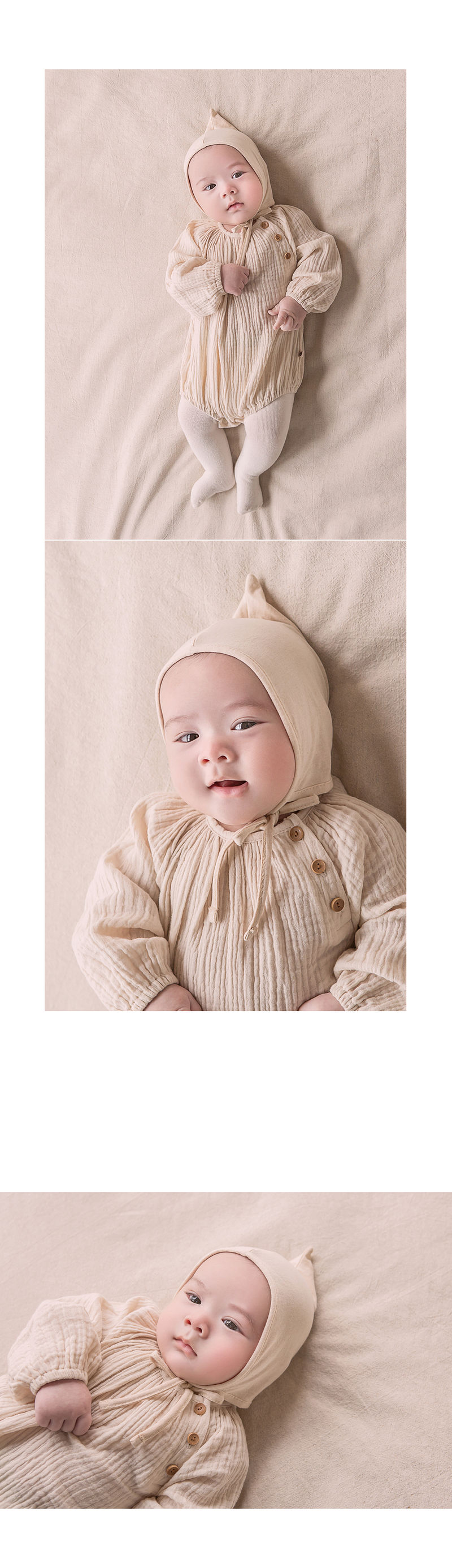 HAPPY PRINCE - Korean Children Fashion - #Kfashion4kids - Momo Organic Fairy Pilot - 4