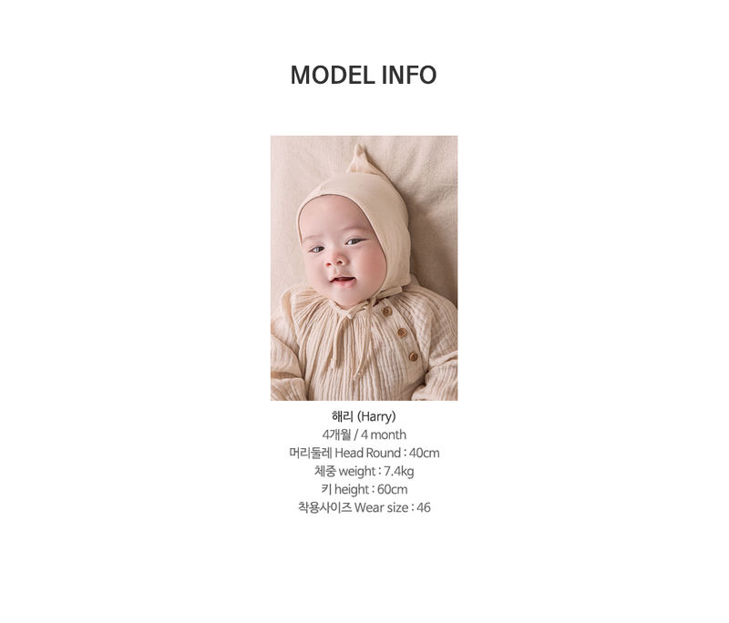 HAPPY PRINCE - Korean Children Fashion - #Kfashion4kids - Momo Organic Fairy Pilot - 8