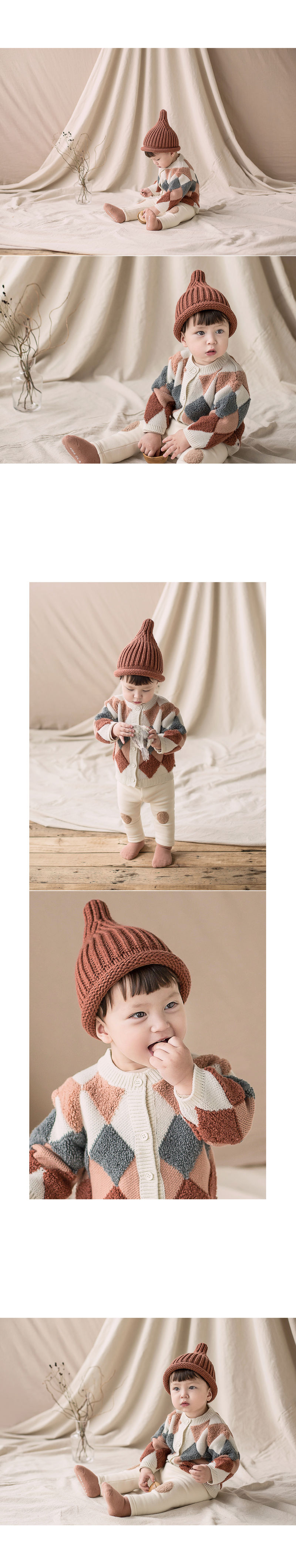 HAPPY PRINCE - Korean Children Fashion - #Kfashion4kids - Roy Knit Cardigan - 4