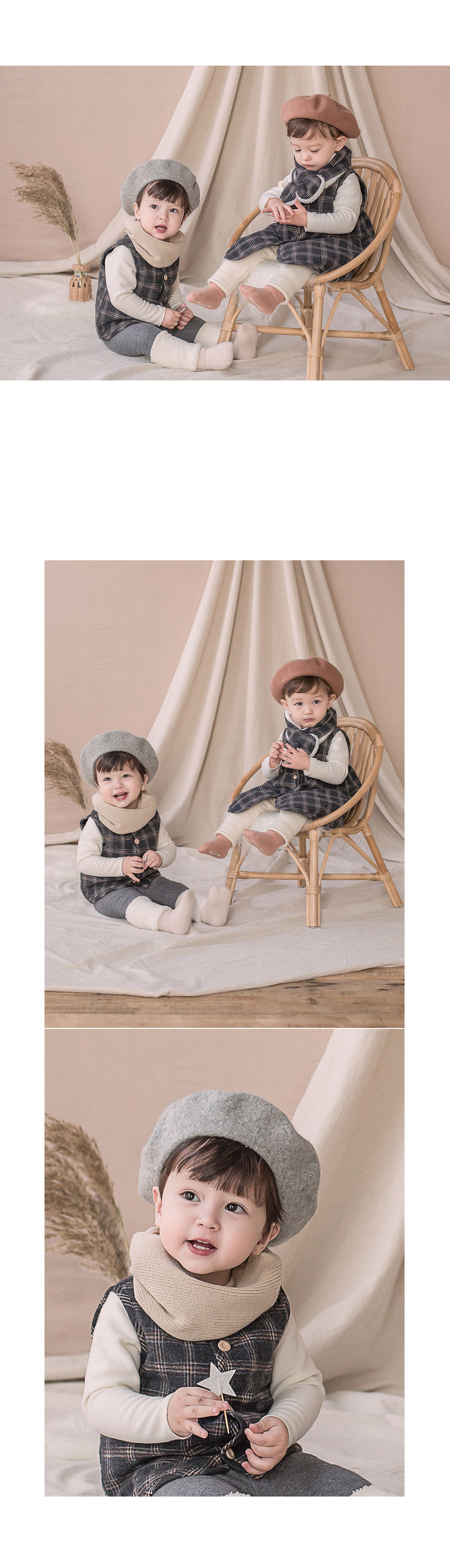 HAPPY PRINCE - Korean Children Fashion - #Kfashion4kids - Aaron Quilt Vest - 5
