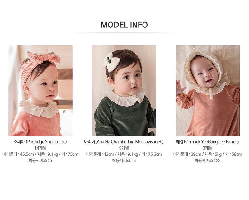 HAPPY PRINCE - Korean Children Fashion - #Kfashion4kids - Avy Body Suit - 10