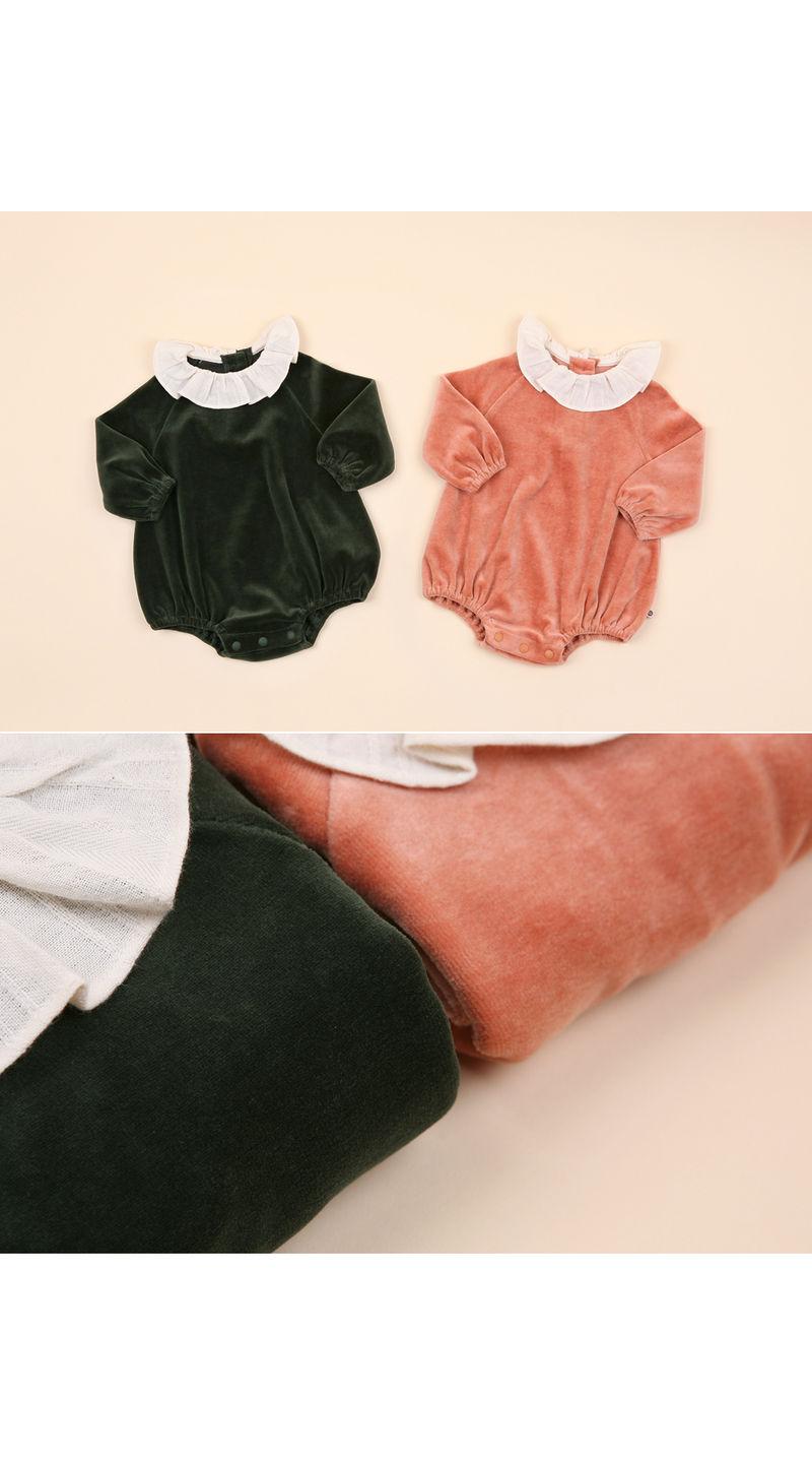 HAPPY PRINCE - Korean Children Fashion - #Kfashion4kids - Avy Body Suit - 4