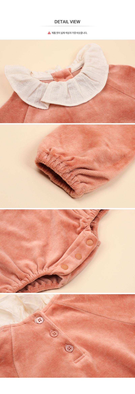 HAPPY PRINCE - Korean Children Fashion - #Kfashion4kids - Avy Body Suit - 7