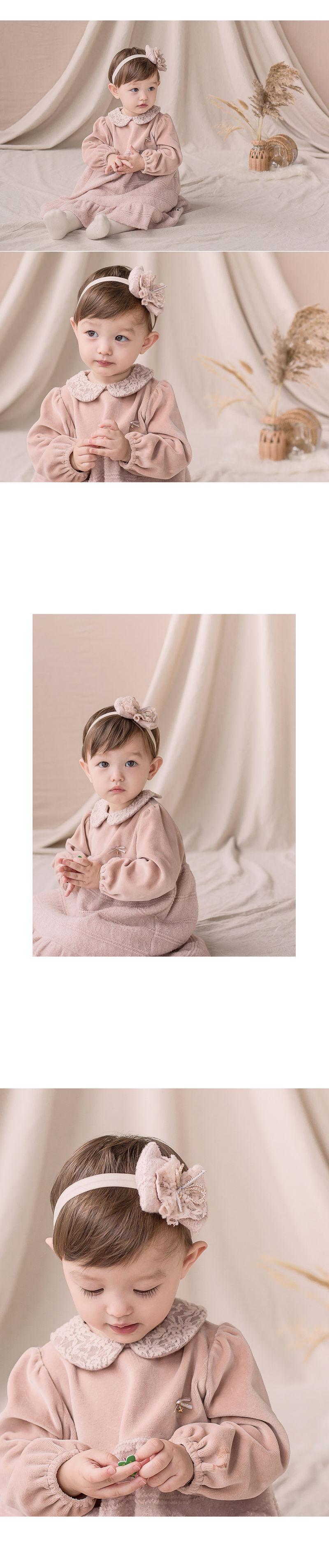 HAPPY PRINCE - Korean Children Fashion - #Kfashion4kids - Sara Hairband [set of 5] - 2