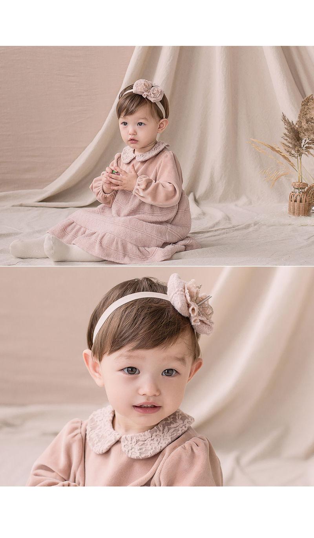 HAPPY PRINCE - Korean Children Fashion - #Kfashion4kids - Sara Hairband [set of 5] - 4