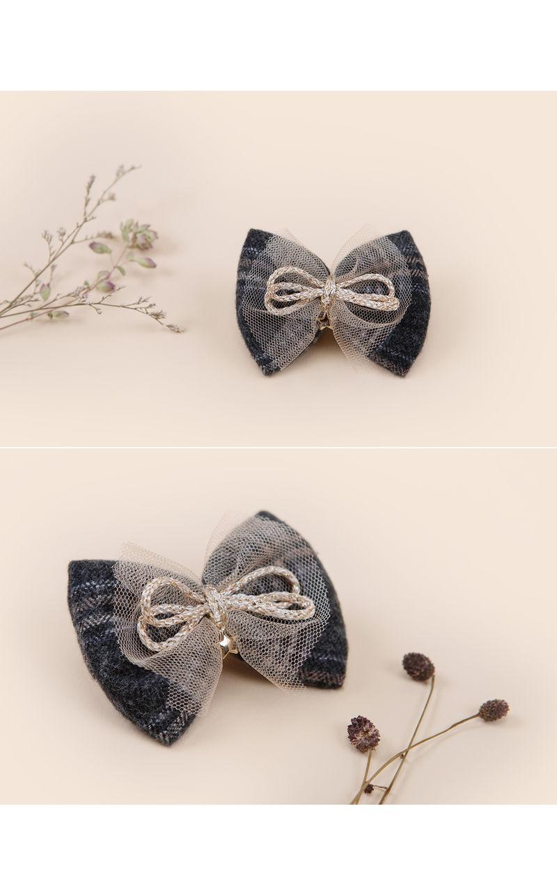 HAPPY PRINCE - Korean Children Fashion - #Kfashion4kids - Ivy Hairpin [set of 5] - 3