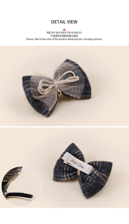 HAPPY PRINCE - Korean Children Fashion - #Kfashion4kids - Ivy Hairpin [set of 5] - 5