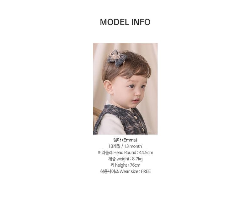 HAPPY PRINCE - Korean Children Fashion - #Kfashion4kids - Ivy Hairpin [set of 5] - 8
