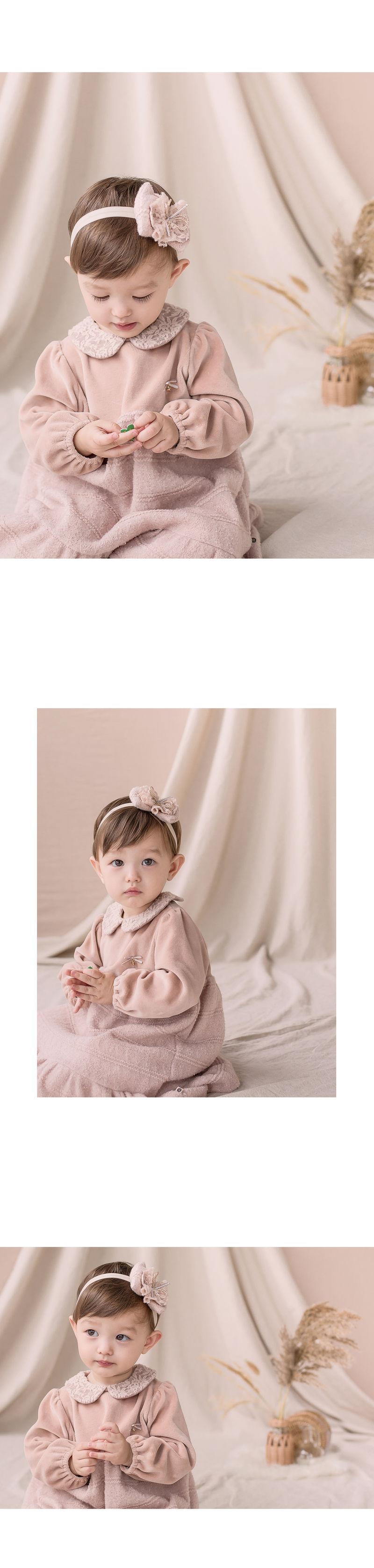 HAPPY PRINCE - Korean Children Fashion - #Kfashion4kids - Sara One-piece - 3