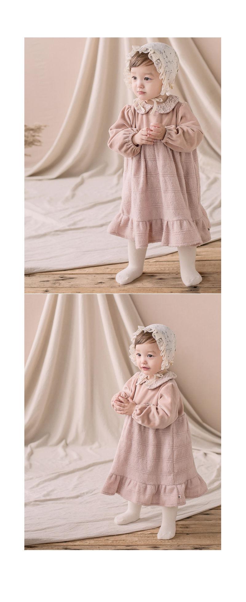HAPPY PRINCE - Korean Children Fashion - #Kfashion4kids - Sara One-piece - 5