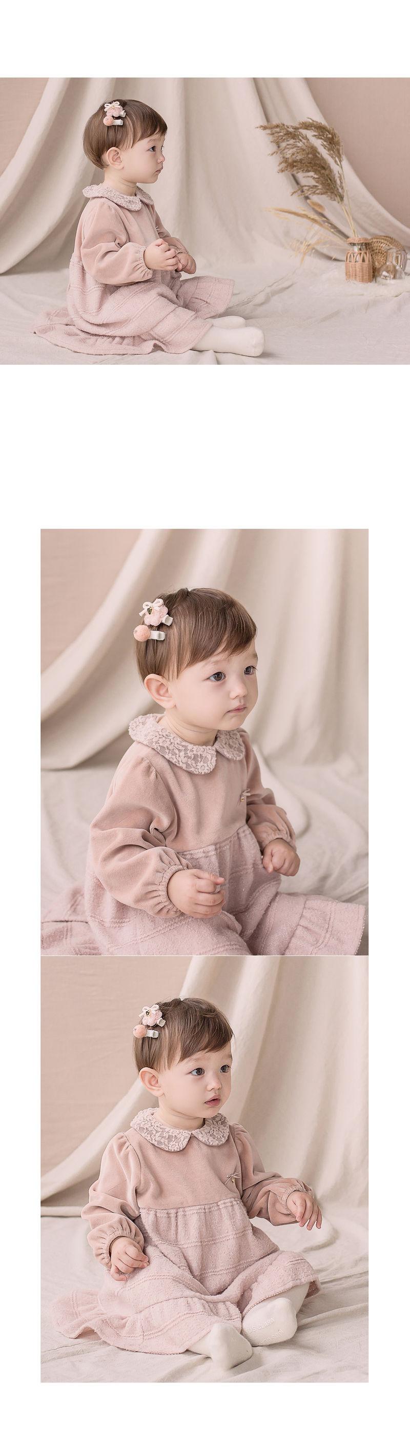 HAPPY PRINCE - Korean Children Fashion - #Kfashion4kids - Sara One-piece - 6