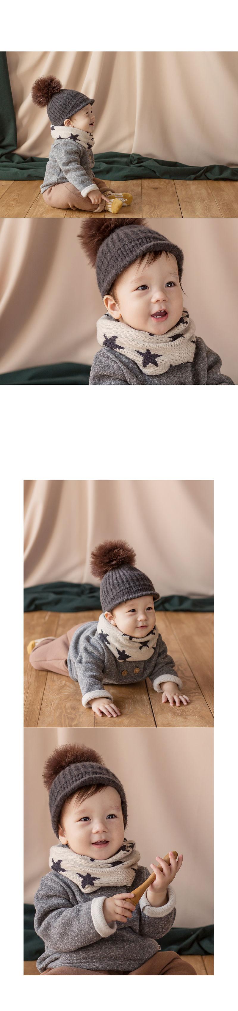 HAPPY PRINCE - Korean Children Fashion - #Kfashion4kids - New Twinkle Double Sided Warmer - 3