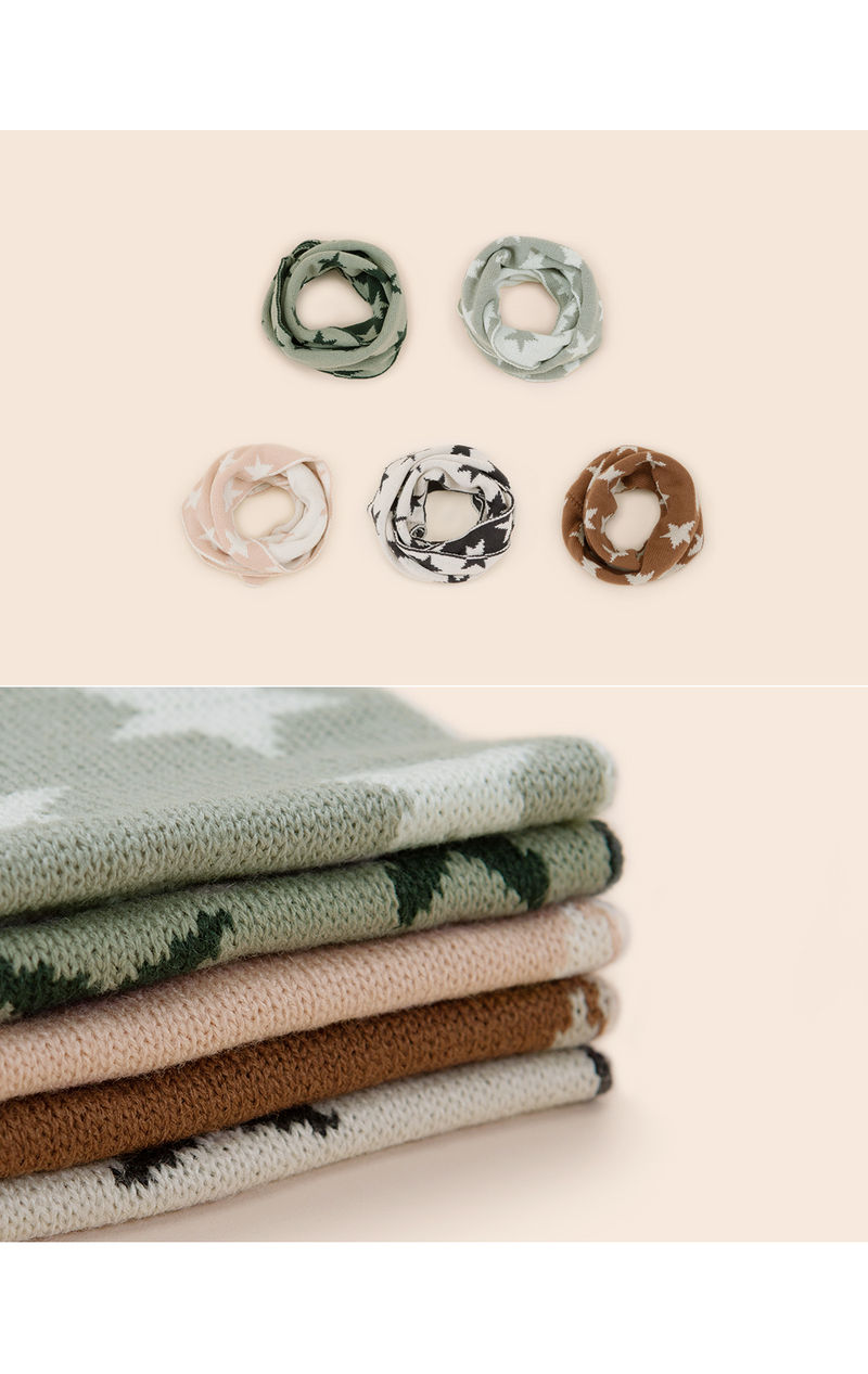 HAPPY PRINCE - Korean Children Fashion - #Kfashion4kids - New Twinkle Double Sided Warmer - 4