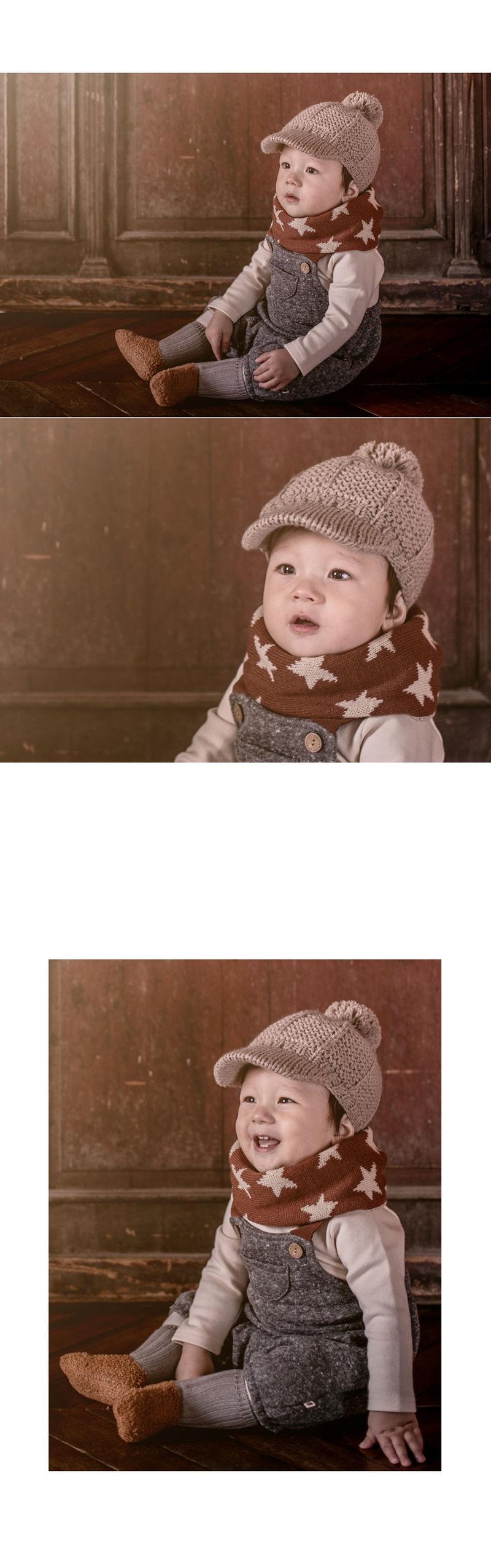 HAPPY PRINCE - Korean Children Fashion - #Kfashion4kids - New Twinkle Double Sided Warmer - 5