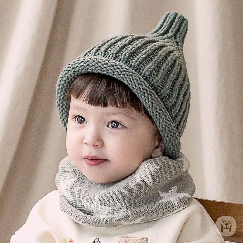 HAPPY PRINCE - BRAND - Korean Children Fashion - #Kfashion4kids - New Twinkle Double Sided Warmer