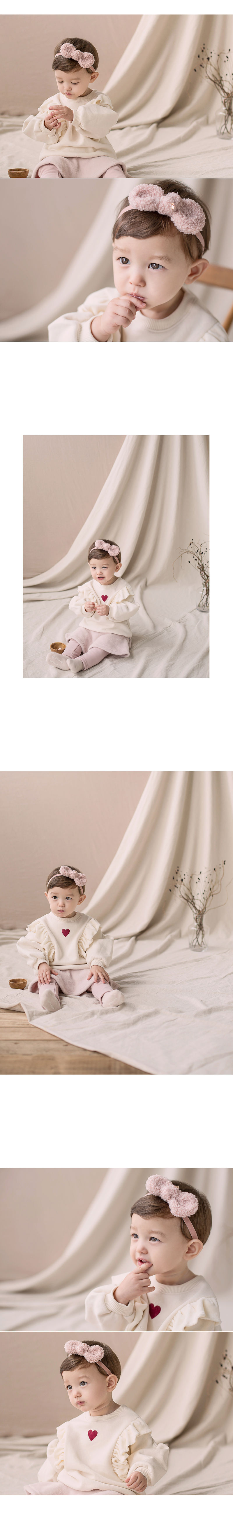 HAPPY PRINCE - Korean Children Fashion - #Kfashion4kids - Luvy Hairband [set of 5] - 2