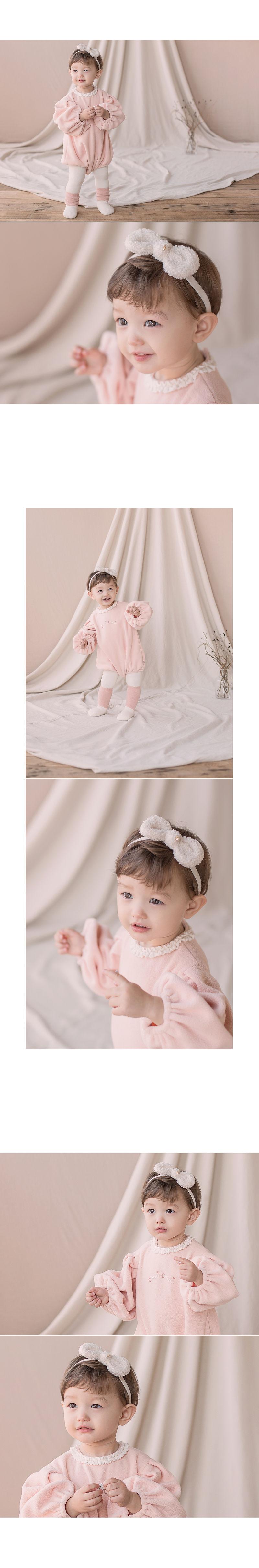 HAPPY PRINCE - Korean Children Fashion - #Kfashion4kids - Luvy Hairband [set of 5] - 4
