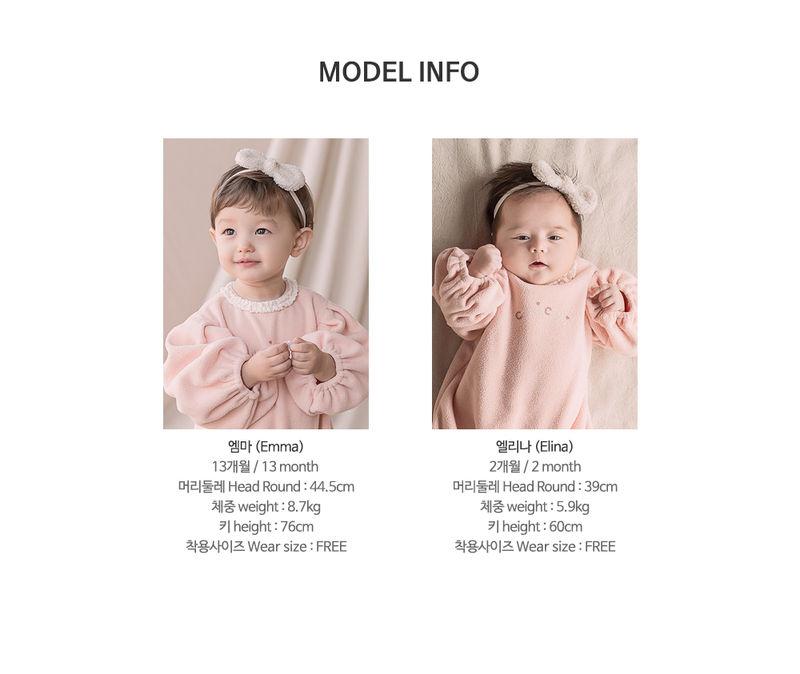 HAPPY PRINCE - Korean Children Fashion - #Kfashion4kids - Luvy Hairband [set of 5] - 9