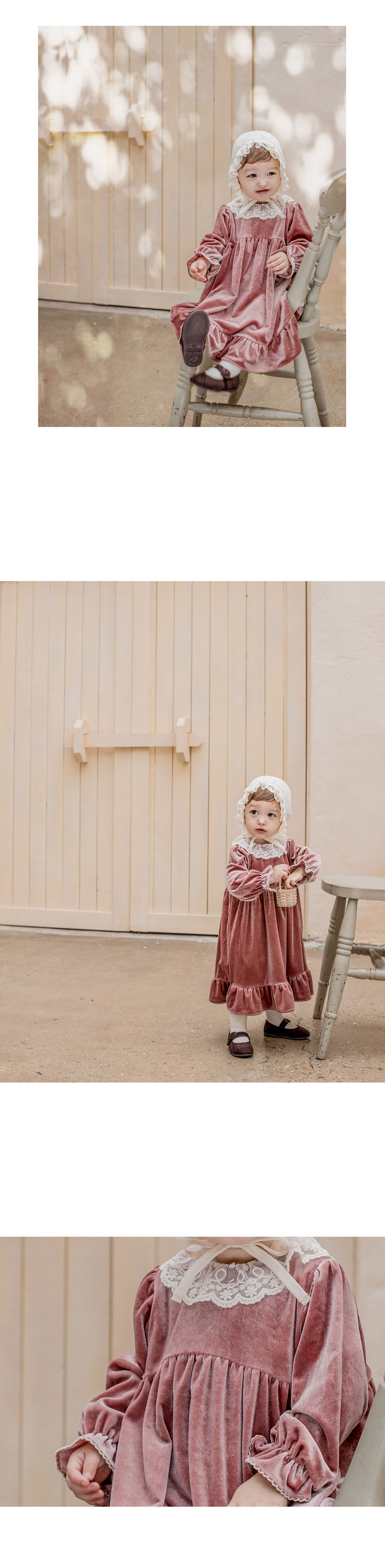 HAPPY PRINCE - Korean Children Fashion - #Kfashion4kids - Shriya One-piece - 2