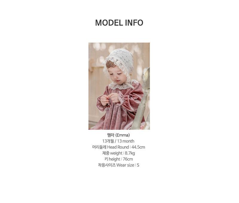 HAPPY PRINCE - Korean Children Fashion - #Kfashion4kids - Shriya One-piece - 8