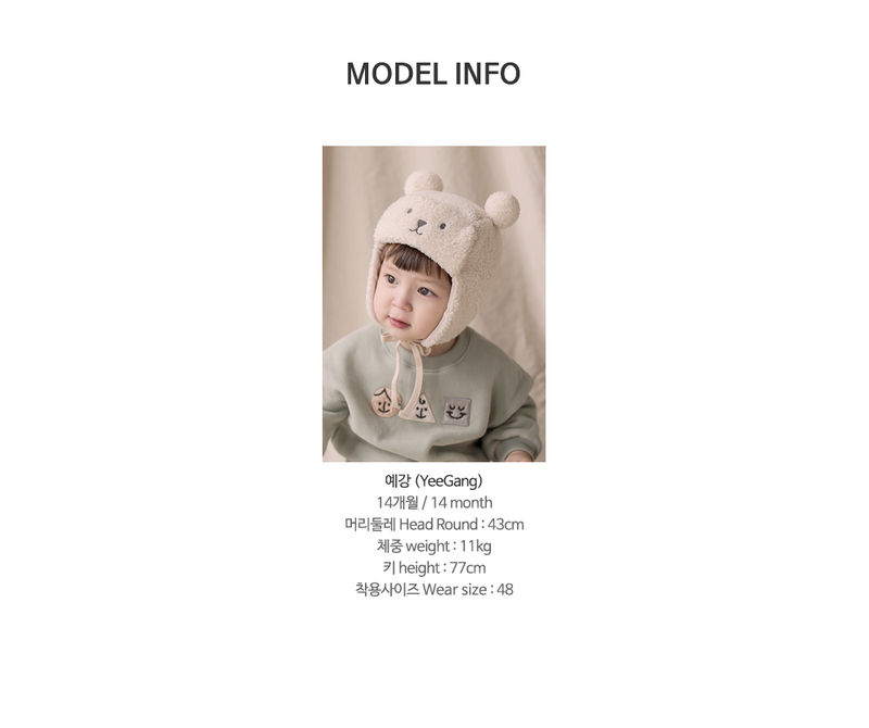 HAPPY PRINCE - Korean Children Fashion - #Kfashion4kids - Bonny Winter Pilot - 9