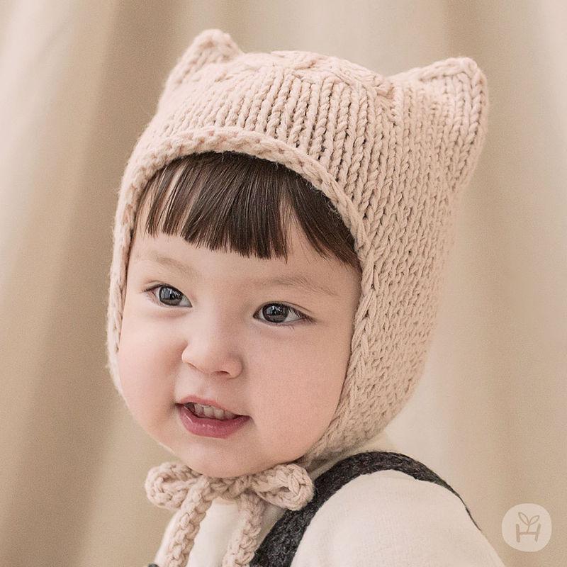 HAPPY PRINCE - BRAND - Korean Children Fashion - #Kfashion4kids - Lyon Knitting Hat