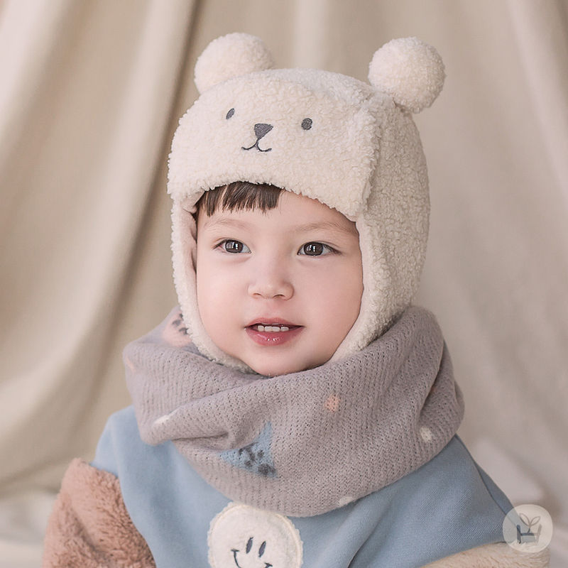 HAPPY PRINCE - BRAND - Korean Children Fashion - #Kfashion4kids - Woody Warmer