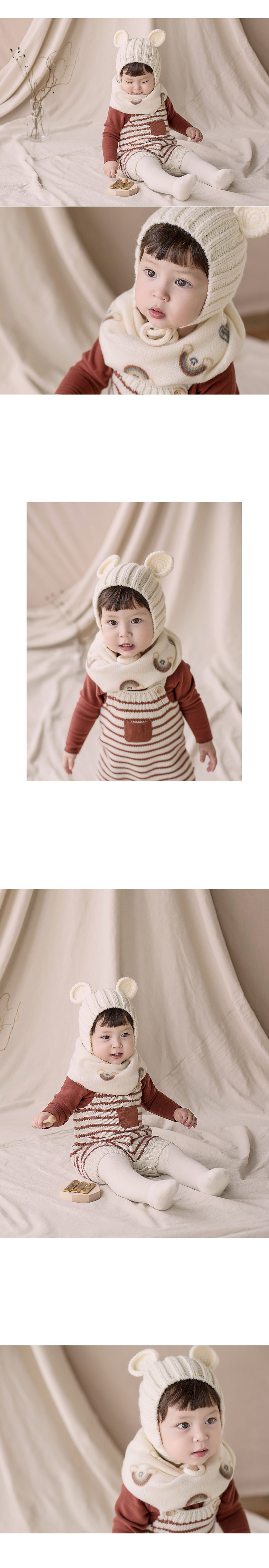 HAPPY PRINCE - Korean Children Fashion - #Kfashion4kids - Hola Iris Warmer - 2