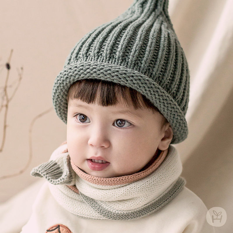 HAPPY PRINCE - BRAND - Korean Children Fashion - #Kfashion4kids - Eden Knit Muffler