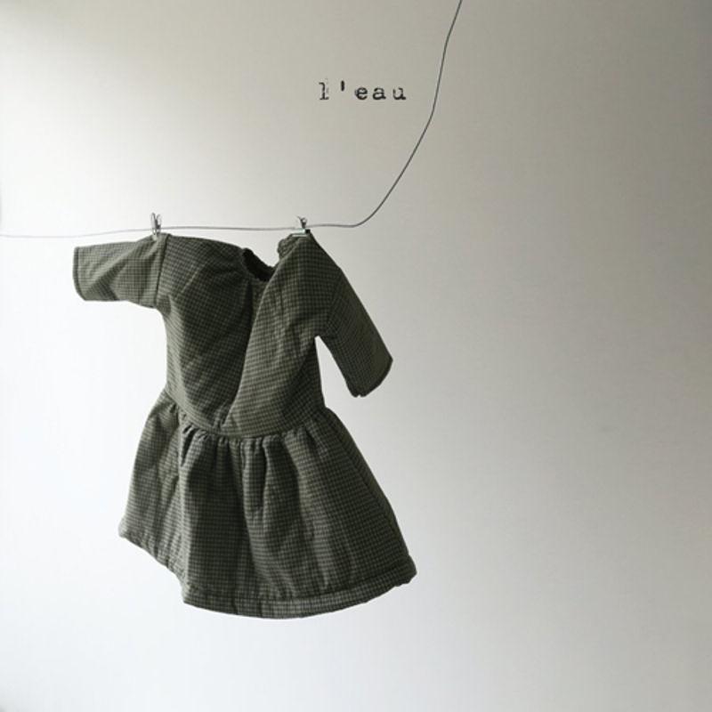 LEAU - Korean Children Fashion - #Kfashion4kids - 2 Type One-piece